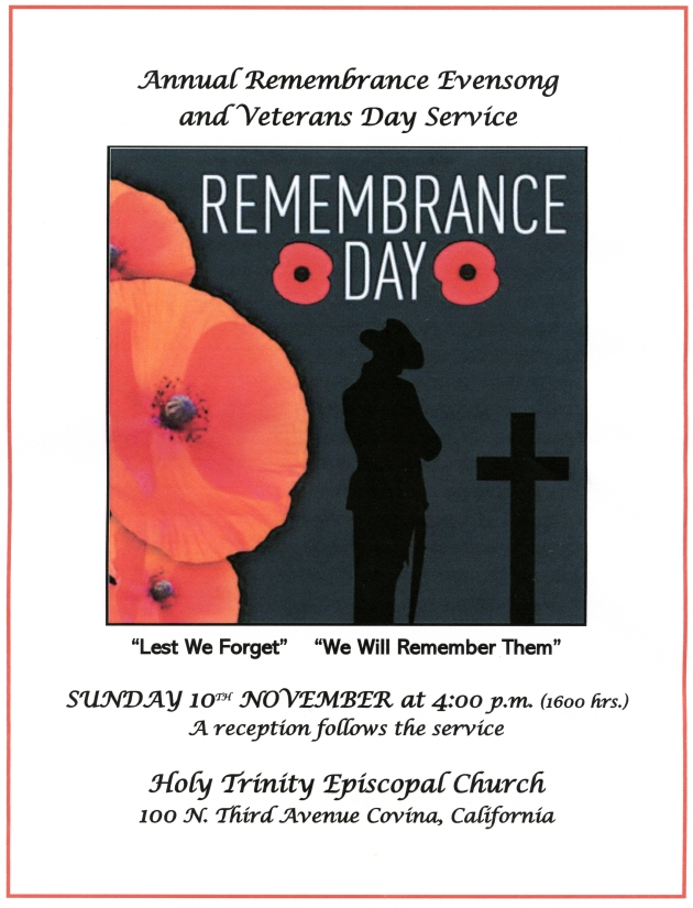 Remembrance2019